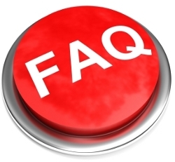 page publishing FAQ button